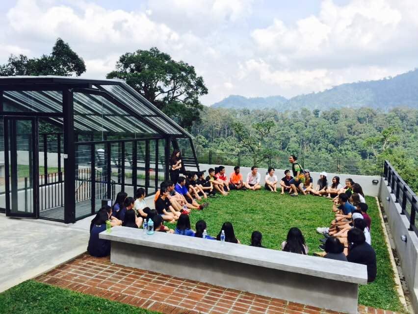 Team Building at Anani Villa
